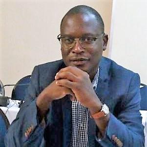 Dr. Tshiamo Motshegwa